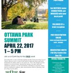 Ottawa Park Summit & Earth Day Events